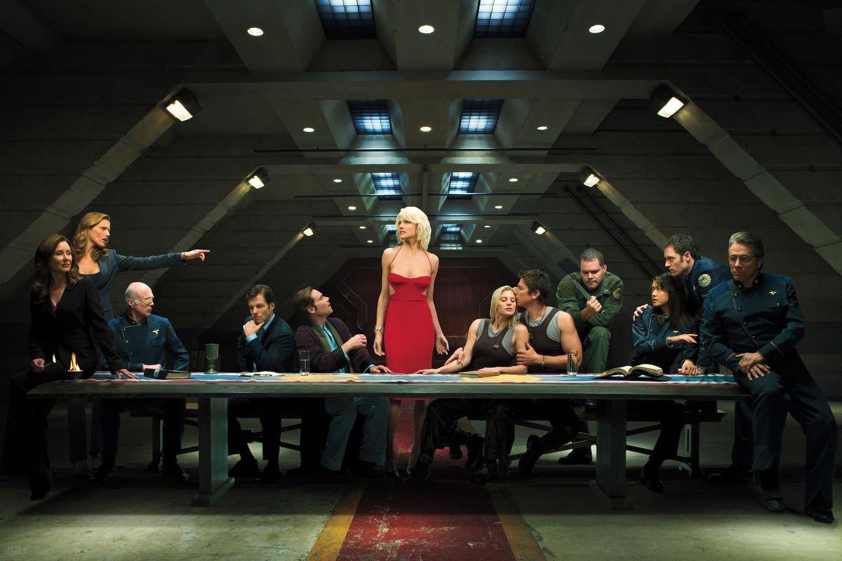 Battlestar Galactica ©Syfy