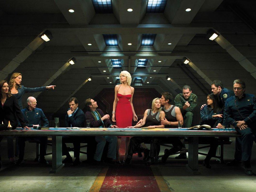 Le veilleur d'écran[s] S01E05 📺 Battlestar Galactica ou la claque spatiale indétrônable