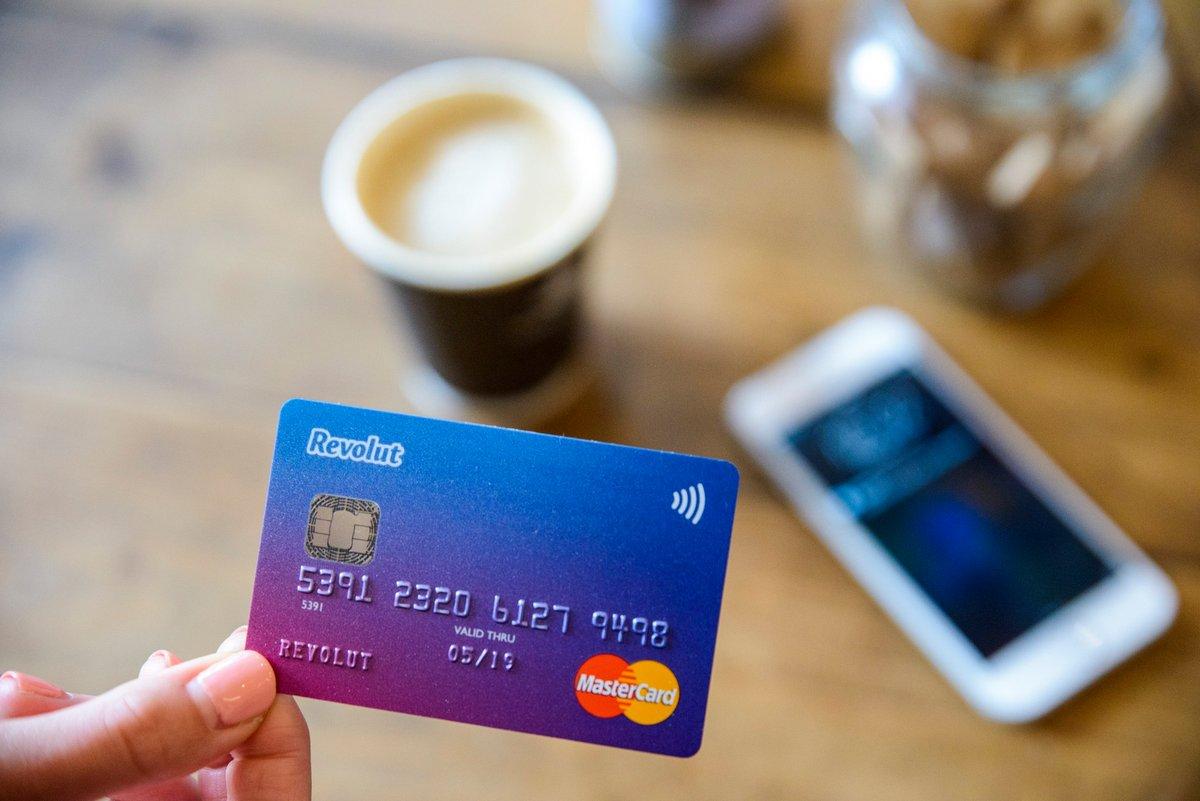 Revolut carte bancaire