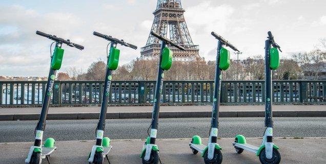 Lime : premier trimestre dans le vert et de nouvelles trottinettes