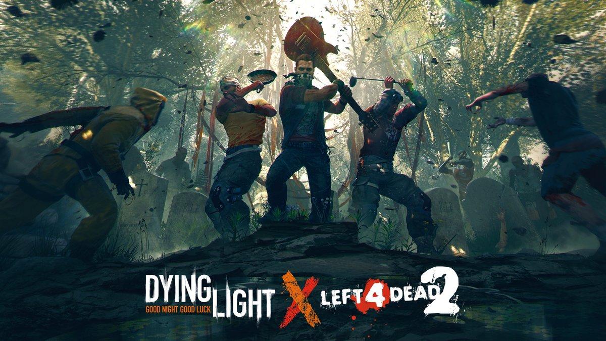 Dying Light Left 4 Dead