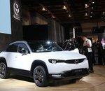 Tokyo Motor Show : Conversion électrique pour la Mazda MX-30