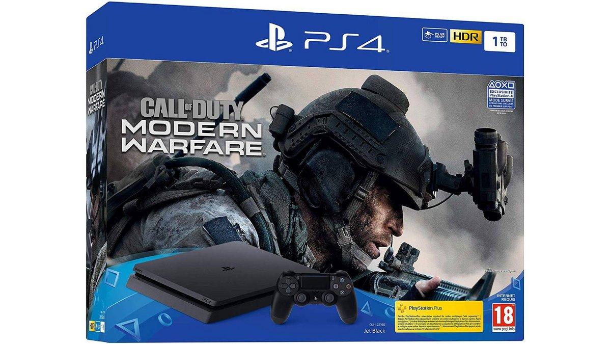 Lancez-vous sur le nouveau Call of Duty grâce à ce pack PS4 à prix ...