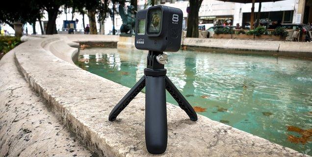 Test GoPro Hero 8 Black : toujours meilleure et pensée les créateurs de contenu
