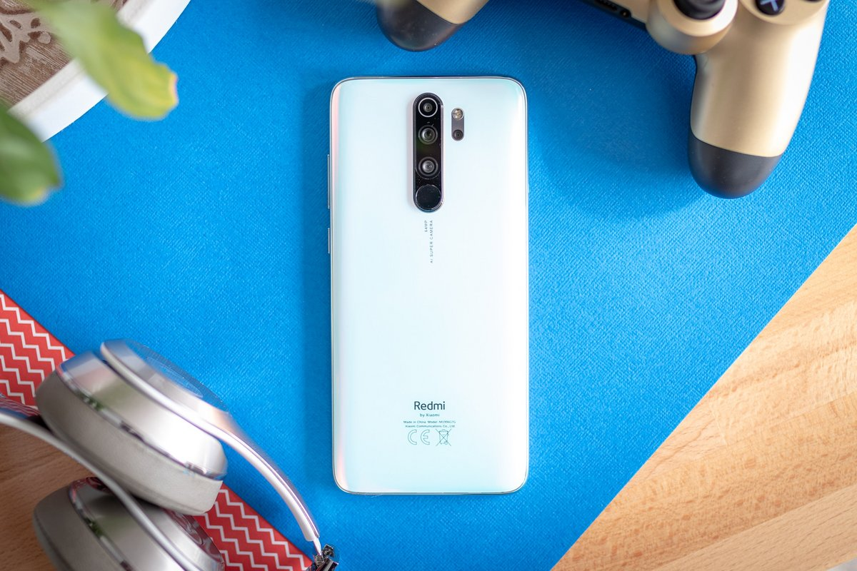 Redmi Note 8 Pro test