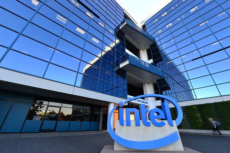Intel logo entreprise
