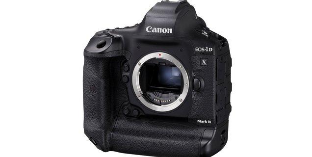 Canon annonce officiellement le EOS-1D X Mark III nouvelle génération