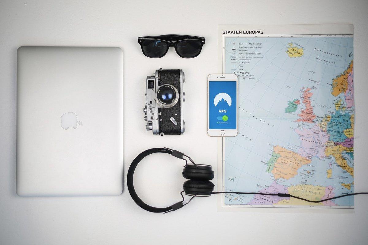 VPN Mobile Voyage © Pixabay