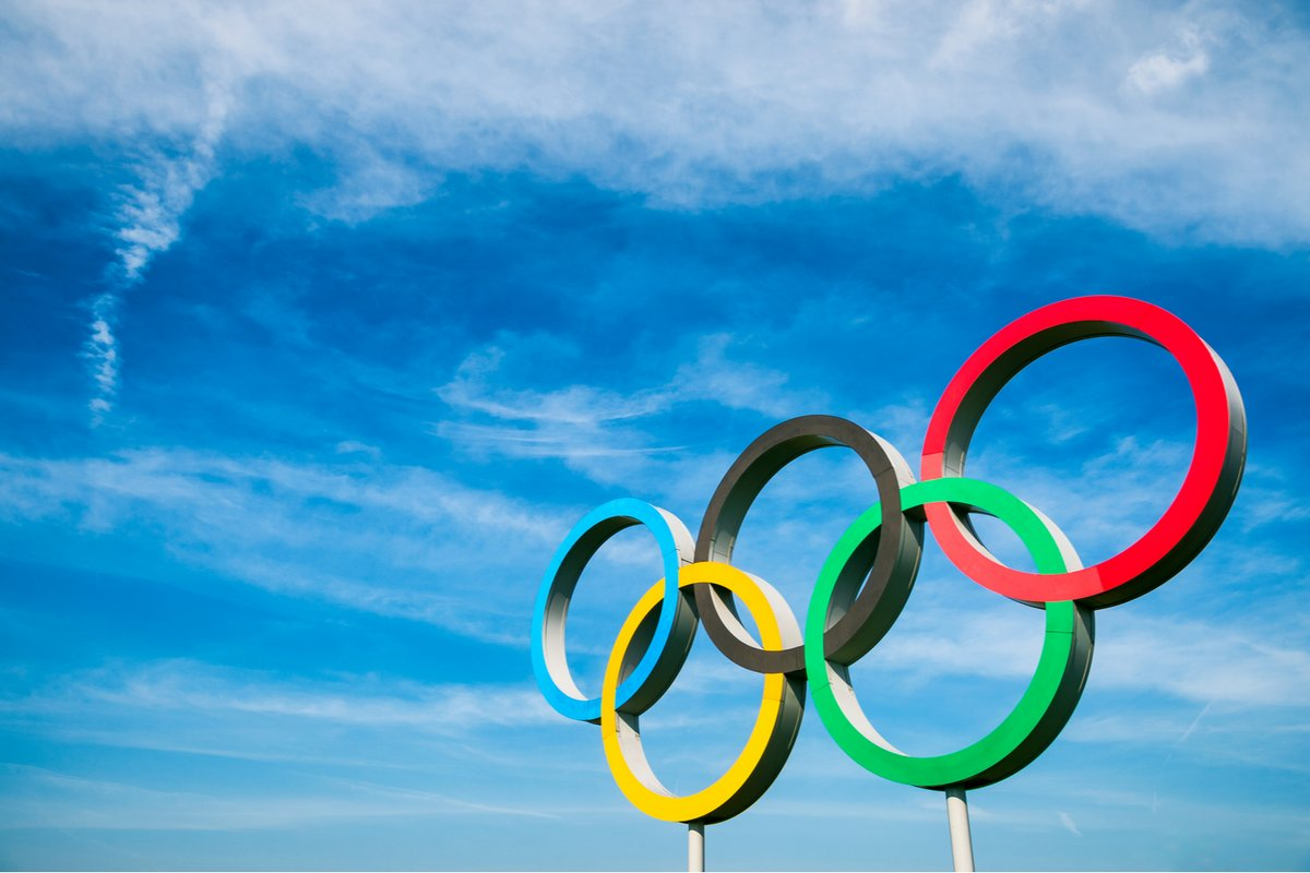Jeux Olympiques © lazyllama / Shutterstock.com