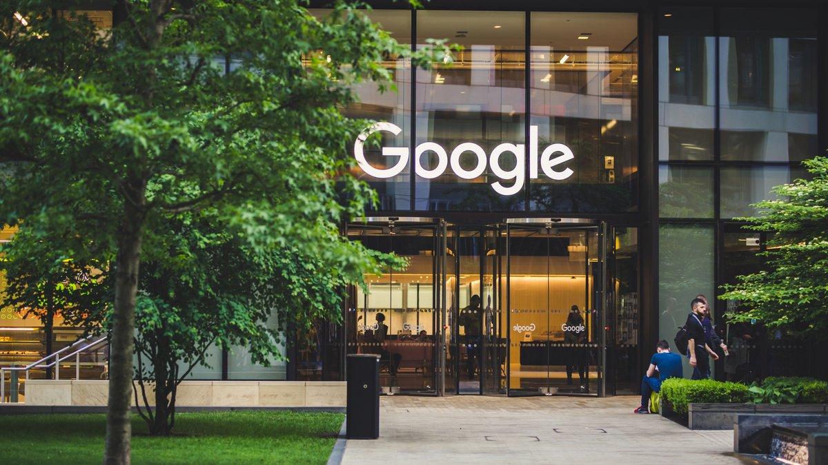 Google Entreprise © Bubble_Tea Stock / Shutterstock.com