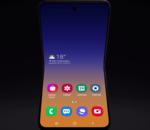 Samsung : son nouveau smartphone pliant se dévoile via des images en fuite