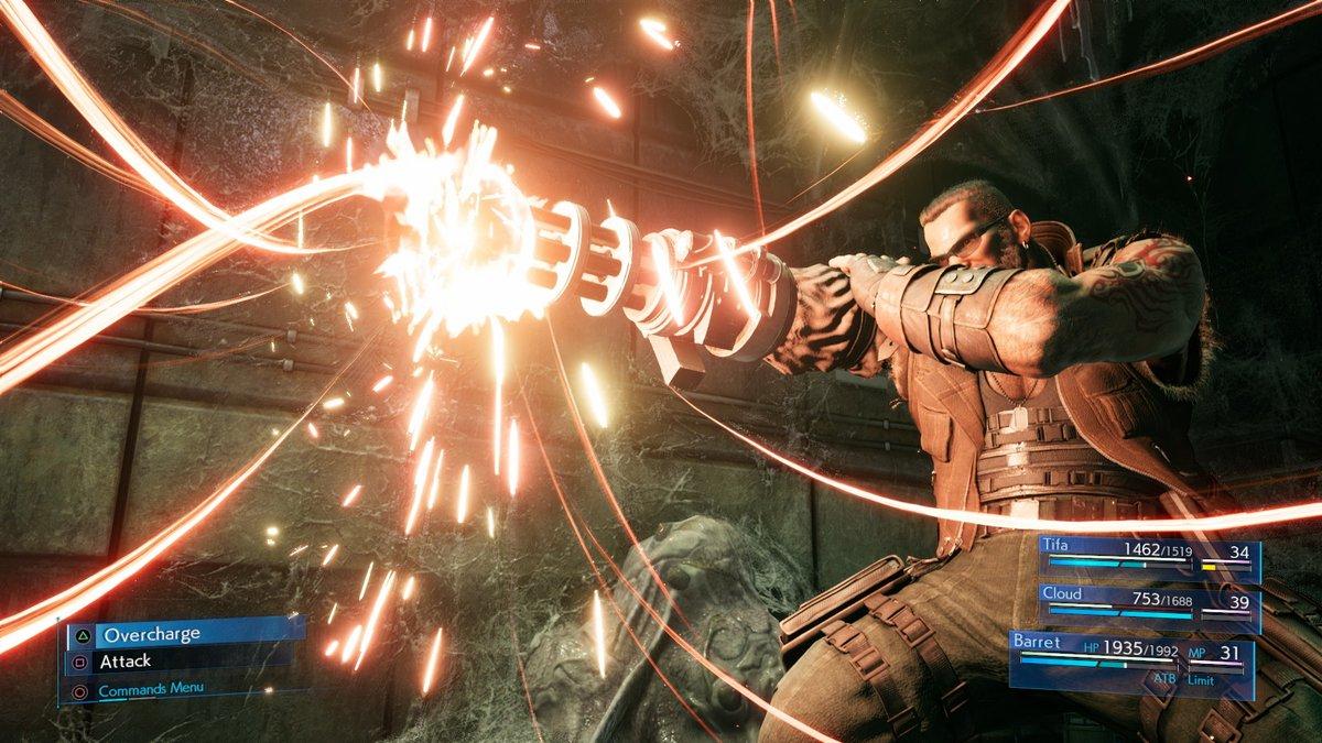 Preview Final Fantasy VII Remake PGW