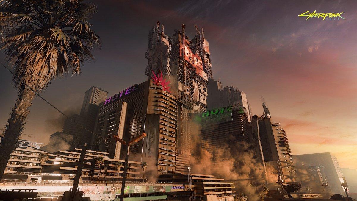 Cyberpunk 2077 PGW 2019