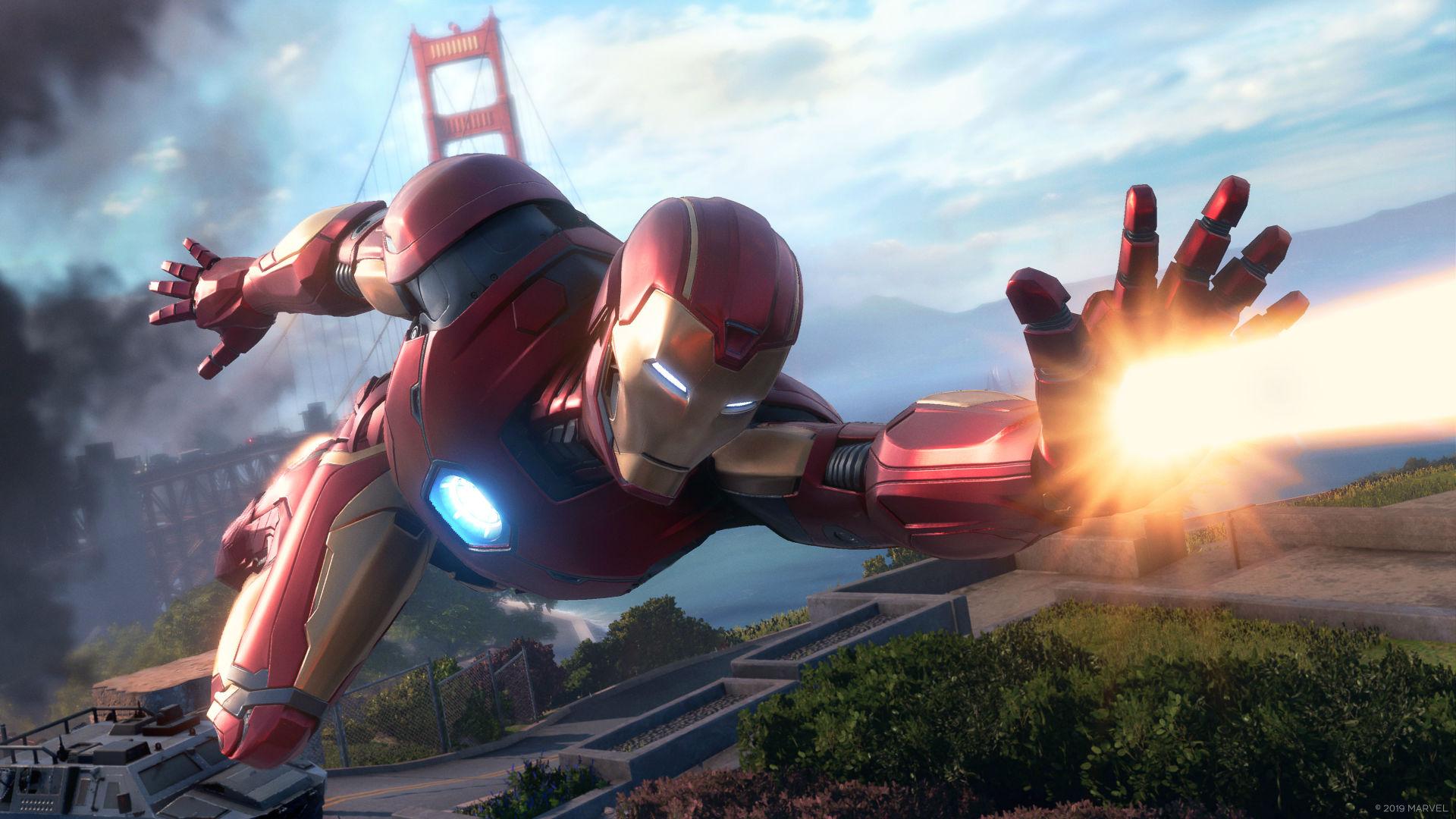 Marvel's Avengers présentera du gameplay le 24 juin prochain
