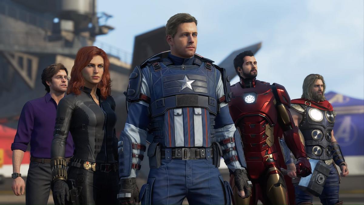 Marvel's Avengers PGW