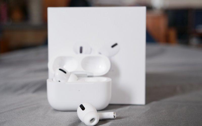 Test Airpods Pro d'Apple : une démonstration technologique