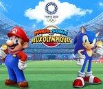 Test Mario & Sonic aux Jeux Olympiques de Tokyo 2020