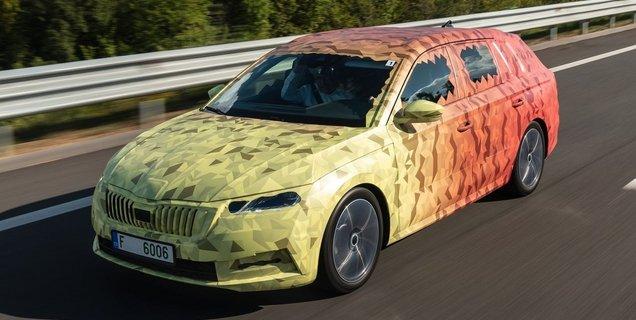 Škoda prévoit deux modèles Octavia hybrides rechargeables