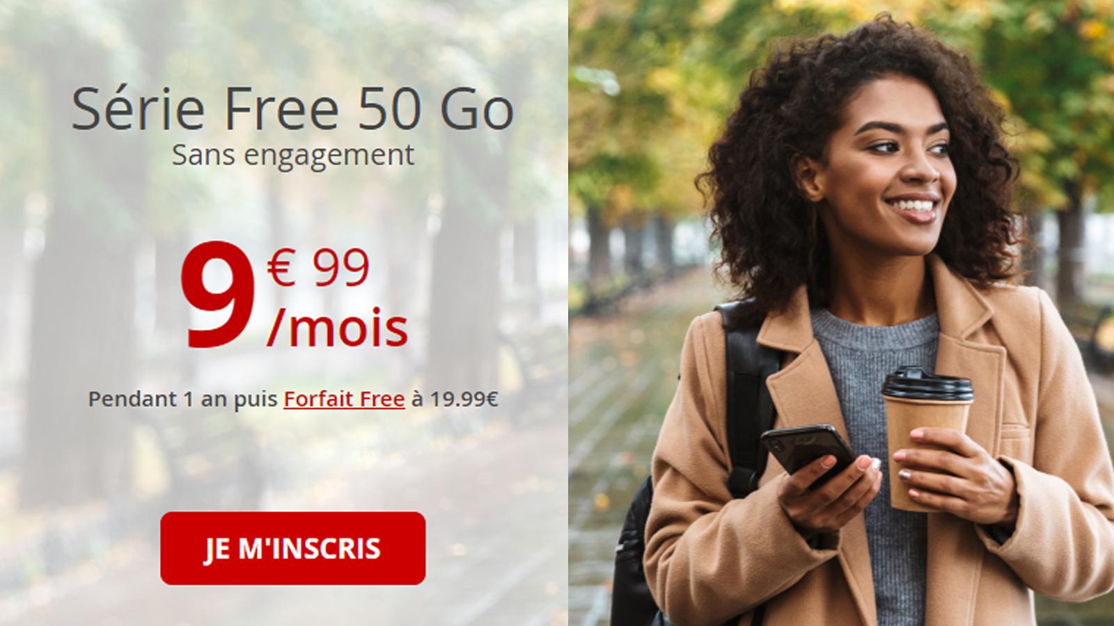 Un forfait 60 Go à 5,99 euros chez Cdiscount Mobile — Bon plan