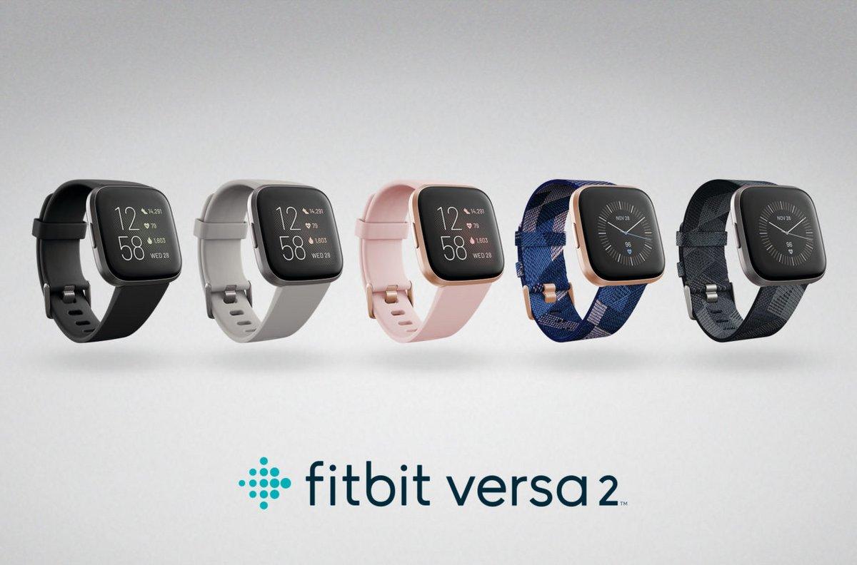 Fitbit Versa 2 - Présentation