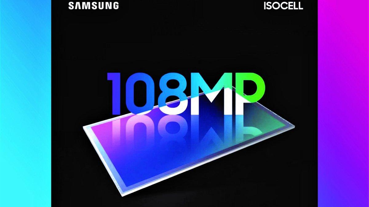 Samsung 108 Mp