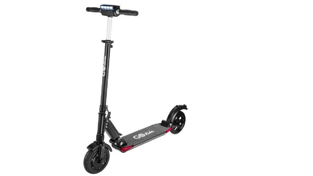 Trottinette électrique Go Ride
