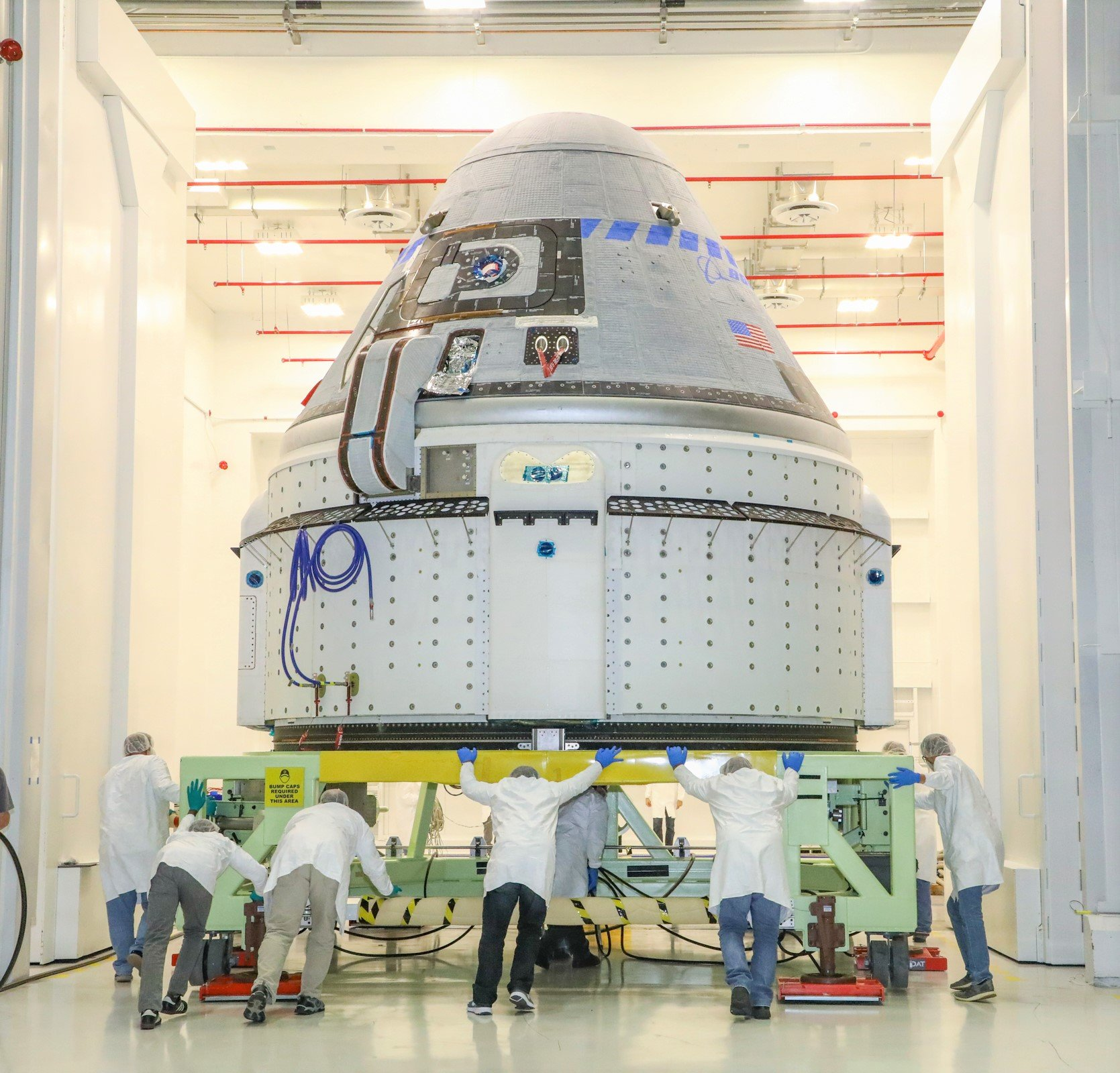 La capsule Starliner fera un second vol de test sans astronautes