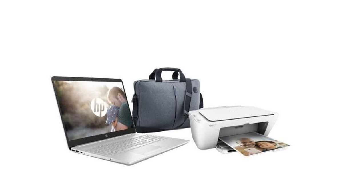 Pack PC portable HP Cdiscount