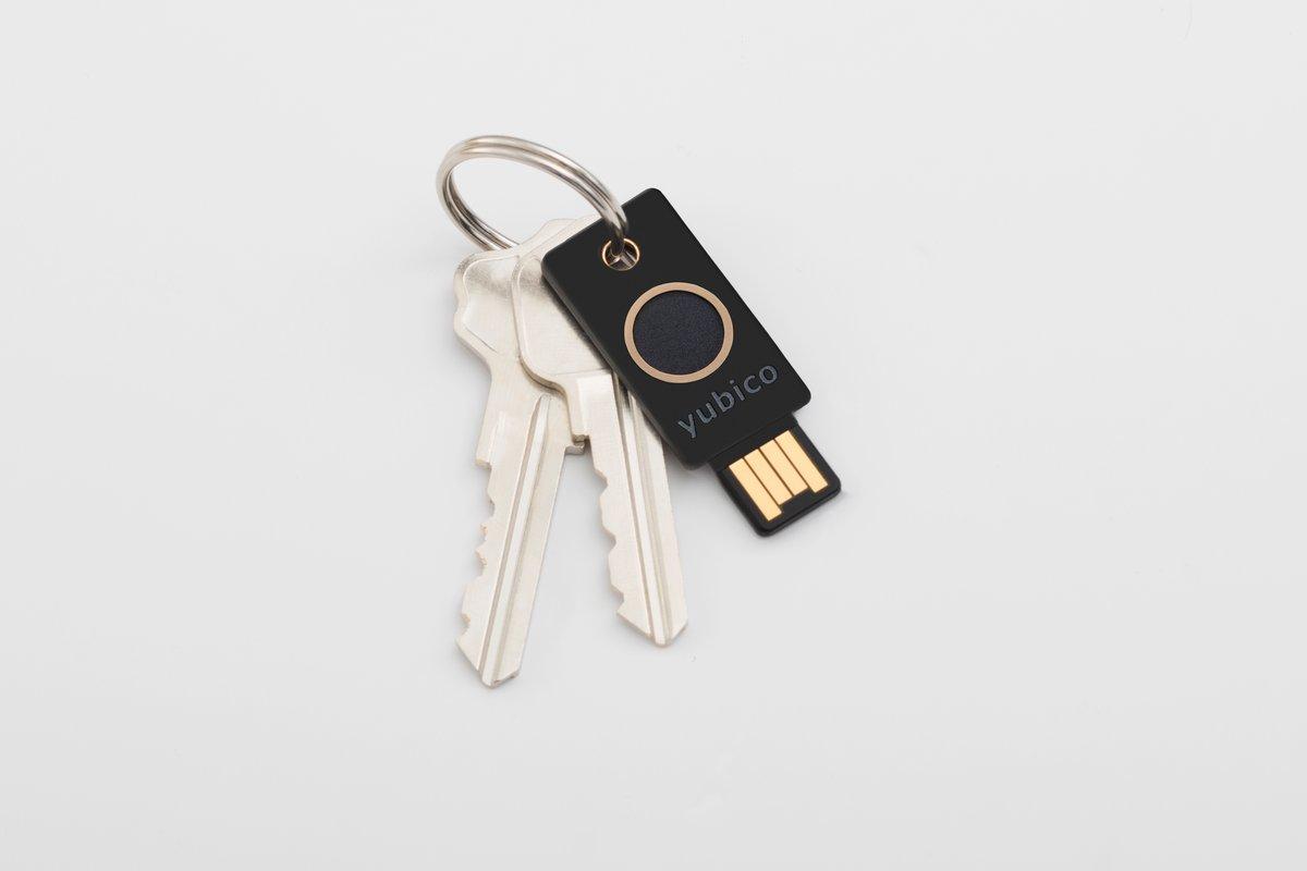 Yubico YubiKey Bio clé de sécurité biométrique