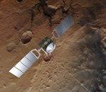 Lancée en 2003, la sonde spatiale Mars Express a célébré sa 20 000e orbite autour de Mars