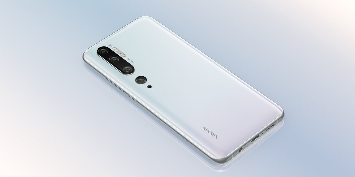 Xiaomi Mi Note 10 © Xiaomi
