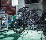 Kawasaki se lance à son tour dans l'aventure des motos électriques