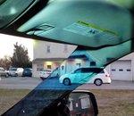 Une solution pour voir à travers les montants d'un véhicule imaginée par une jeune de 14 ans