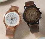 Fossil HR : une nouvelle montre connectée hybride dotée de 2 semaines d'autonomie