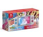 Console Nintendo Switch Lite Édition Pokemon Zacian & Zamazenta à 198,79€ chez Amazon