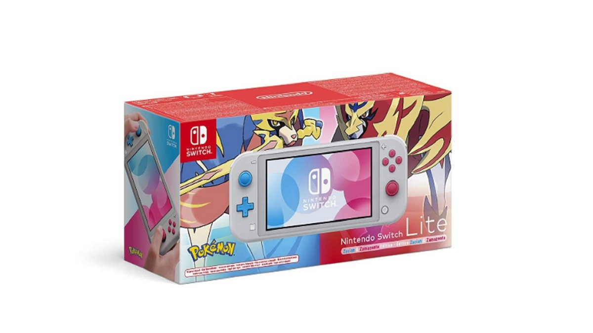 Nintendo Switch Lite Pokémon
