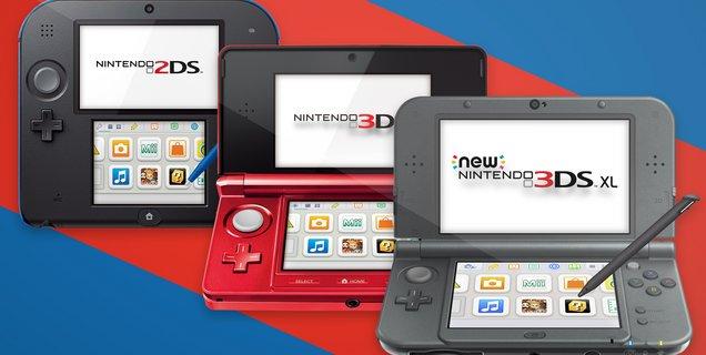 Nintendo continuera de soutenir la 3DS en 2020