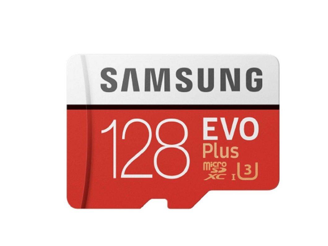 La carte MicroSD Samsung evo 128Go à très bon prix chez Cdiscount