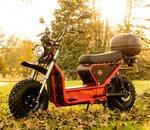 Daymak Beast 2.0 : un excentrique vélo électrique destiné, pour l'heure, au Canada