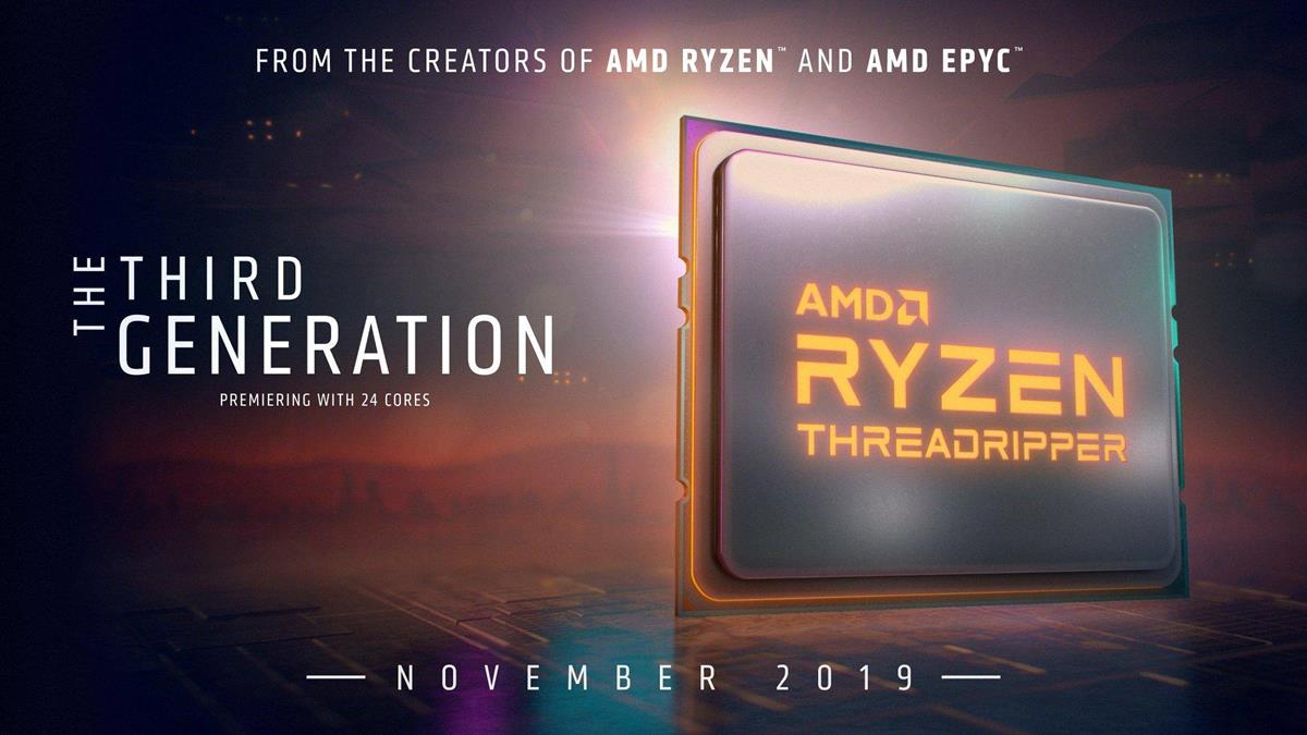 AMD Threadripper 3