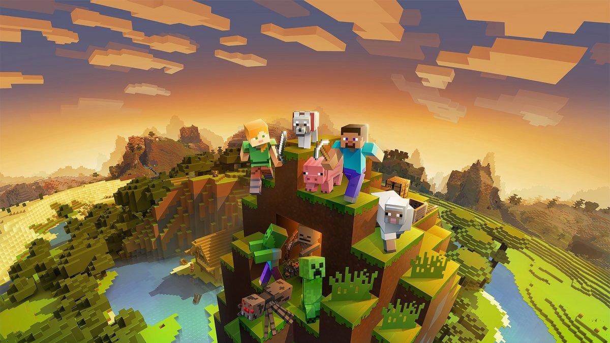 Minecraft Interview PGW 1