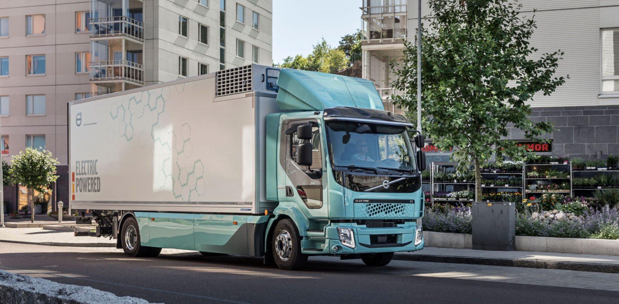 Les camions électriques Volvo sont désormais en vente (et bientôt sur nos routes)