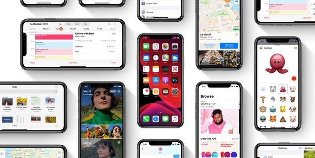 iOS 13.5 est disponible en bêta publique : quelles nouveautés ?