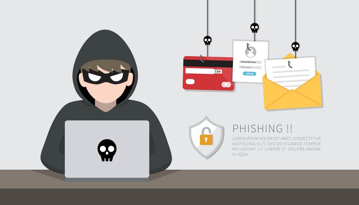 Spear Phishing ou hameçonnage © Shutterstock.com