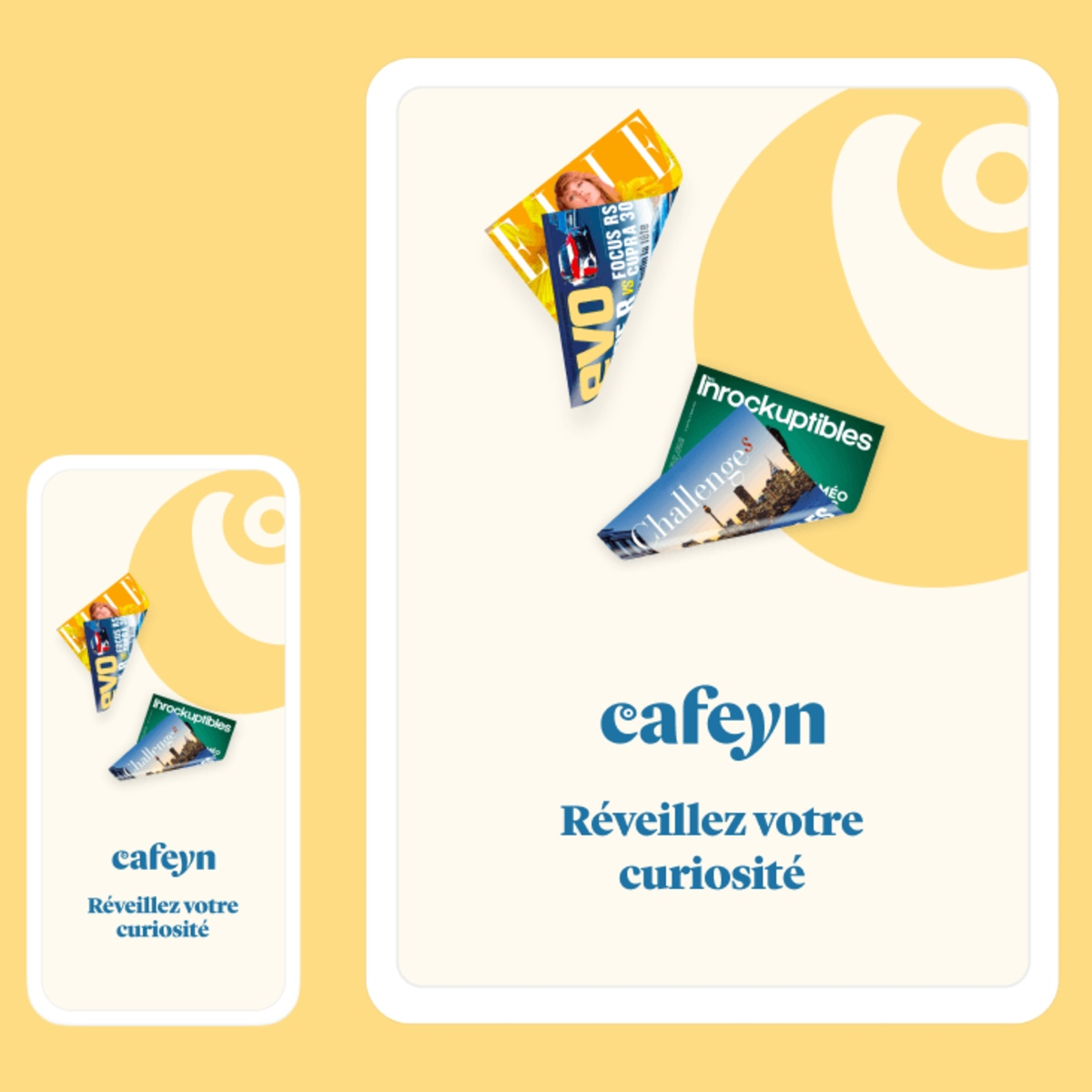 LeKiosk, premier service de streaming d'information en France, devient Cafeyn