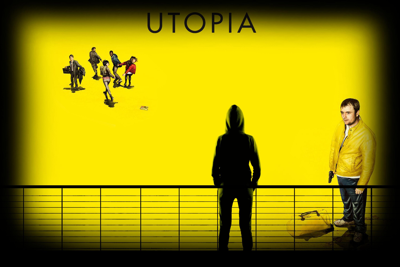 Le veilleur d'écran[s] S01E07  Utopia : l'originalité anglaise à son paroxysme