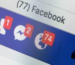 Facebook : vous allez pouvoir désactiver la pastille de notification... pour vous désintoxiquer