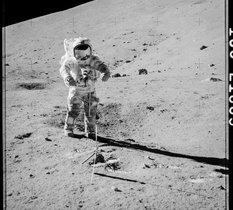 La NASA ouvre des échantillons d'Apollo après 47 ans