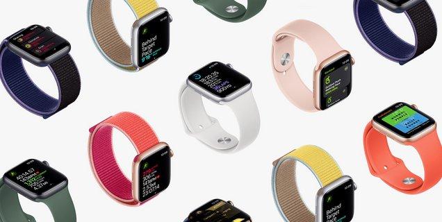 La prochaine Apple Watch boosterait ses perfs et sa resistance à l'eau