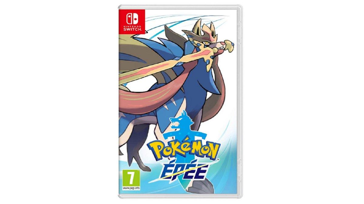 Pokémon Épée BP